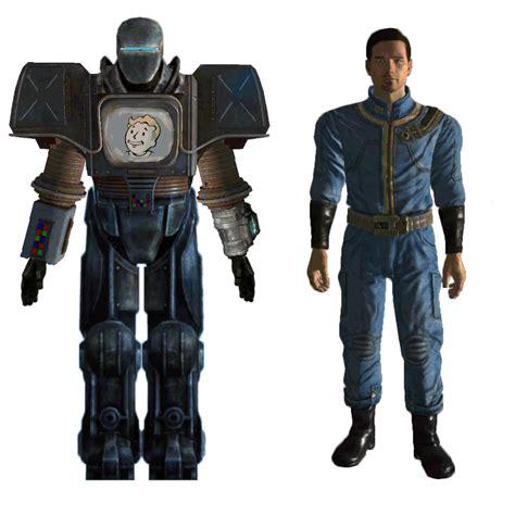 figure vault 77 securitron mk1 power armor by crimson knight77 on deviantart