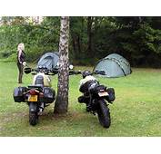 Tips For Camping With A Motorcycle