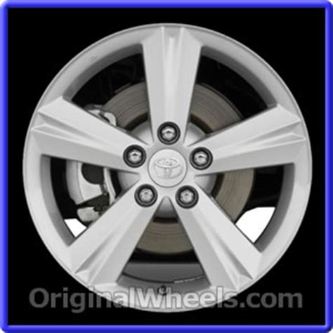 Toyota Matrix Wheel Bolt Pattern 2009 Toyota Matrix Rims 2009 Toyota Matrix Wheels At