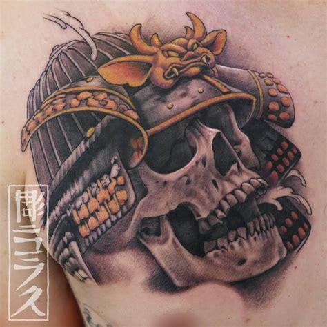 japanese skull tattoo japanese style tattoos by nicklas westin desings