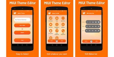 miui theme editor download mengapa smartphone xiaomi tidak mendukung tema miui dari