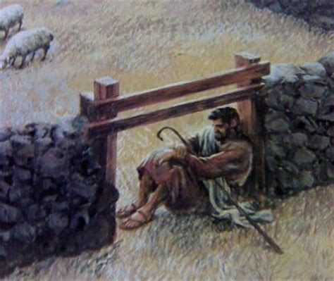 I Am The Door Of The Sheep by Thursday In Whitsun Week Christine Christian