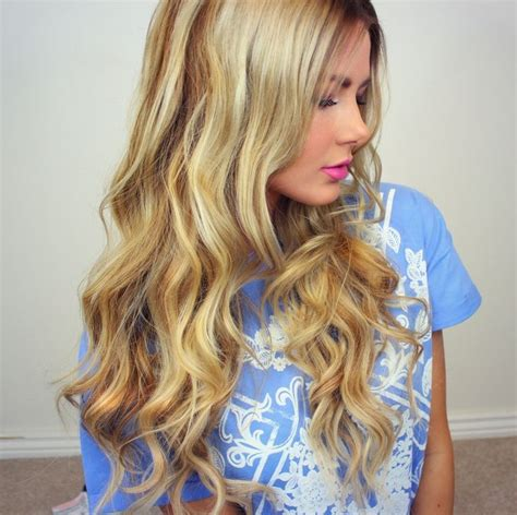 blonde hairstyles tutorial 25 best ideas about 20 inch hair extensions on pinterest