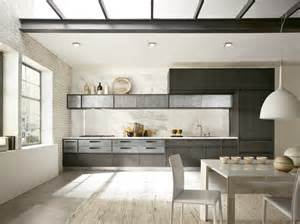 U Shaped Kitchen Design Timeline Cucina Lineare By Aster Cucine