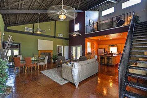 home design store okc a metal sided pole barn interior photo home