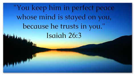 Isaiah 26:3   Good to look at   Pinterest