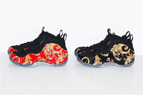 supreme clothing shoes supreme x nike air foosite one release date