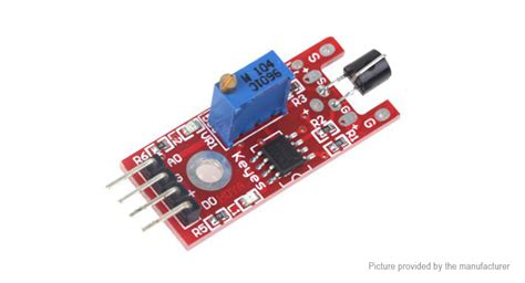 Touch Sensor Module 1 1 56 keyes ky 03 human touch sensor module for arduino authentic lm393 chip at