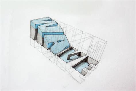 3d typography 3d typography by wilson scene360