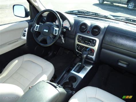2002 Jeep Liberty Interior by Taupe Interior 2002 Jeep Liberty Limited Photo 40441613