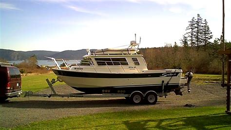 used boat for sale seattle 2009 24 seasport explorer 89 000 seattle boats for