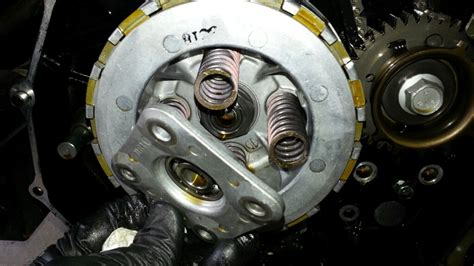 clutch slipping on shadow 1100 twt forums how to 4 176 advance timing and clutch spring upgrade