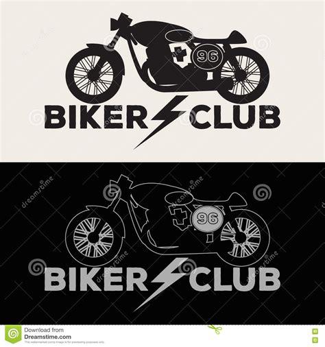 design id card club motor logo motor club vector illustration cartoondealer com