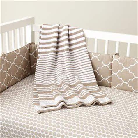 Simple Baby Crib Bedding by The Knot The Nest And The New Egg Unique And