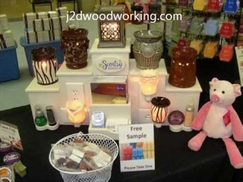 Paper Rack scentsy displays ohio by j2dwoodworking youtube