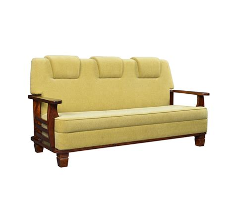 sofa bed pune natural living furniture wooden sheesham hardwood
