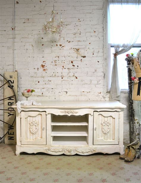 top 28 shabby chic media cabinet white shabby chic large tv unit painted tv cabinet shabby