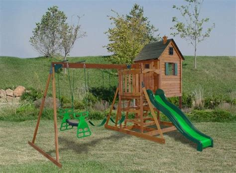 refurbished swing sets used backyard swing sets outdoor furniture design and ideas