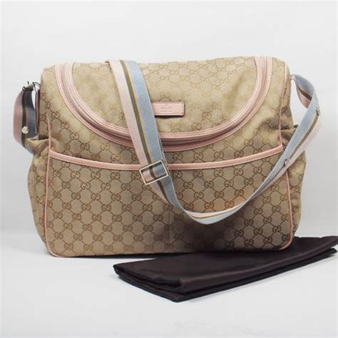Designer Bay Bag by Bags Diapers And Gucci On
