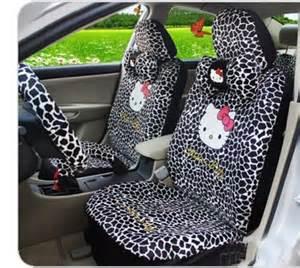 Hello Car Seat Covers At Walmart 18 Pcs New Hello Universal Giraffe Print Car Seat