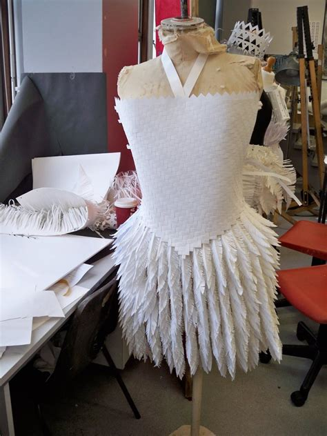 How To Make Dress From Paper - paper dress by kat2805 on deviantart