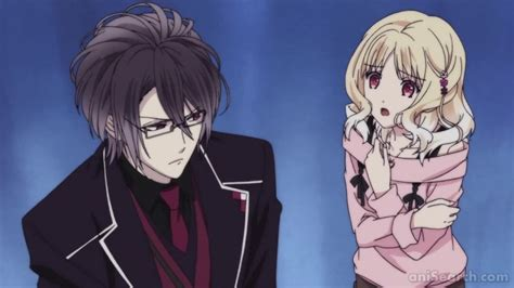 diabolik lovers anime plot summary reiji sakamaki character anisearch