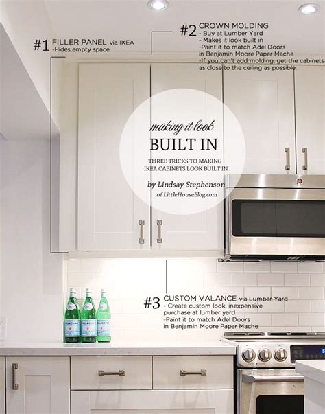 making ikea cabinets look built in 25 best ideas about white ikea kitchen on pinterest