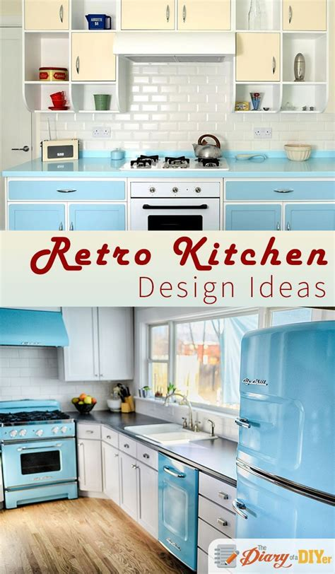 Retro Kitchen Design Ideas by 17 Best Images About Ideas For Updating Knotty Pine