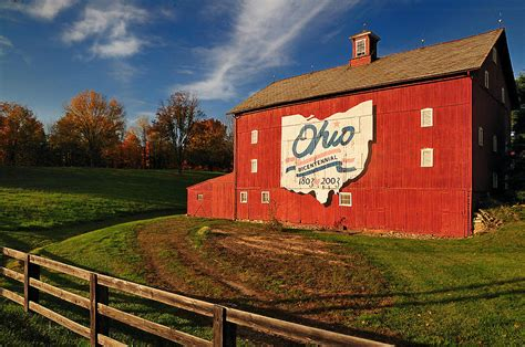 Sheds In Ohio by Ohio S Bicentennial Barns