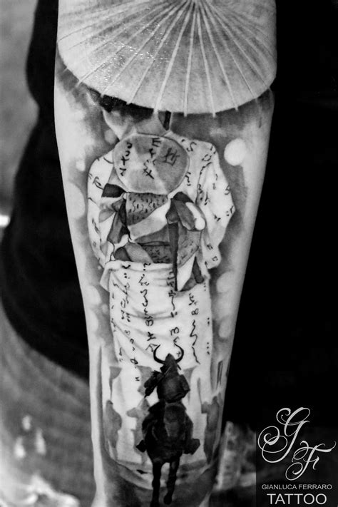 tattoo geisha braccio uomo tattoo tatuaggi napoli naples gianlucaferrarotattoo