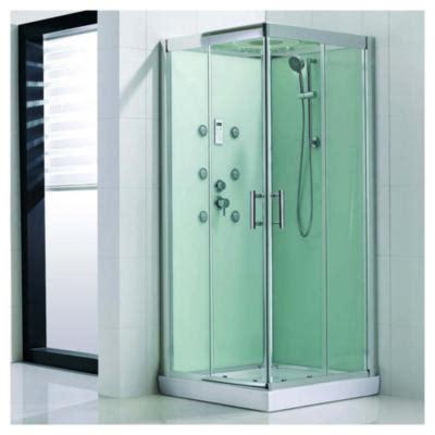 ducha homecenter cabina ducha cuadrada verde con luz y radio sodimac