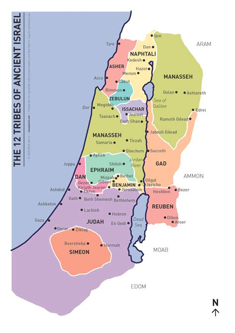 map of new testament jerusalem map of the 12 tribes updated visual unit