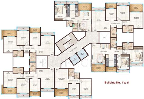 705 sq ft 1 bhk 1t apartment for sale in regency