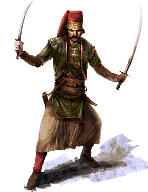 ottoman janissary assassin s creed revelations concept art assassin s