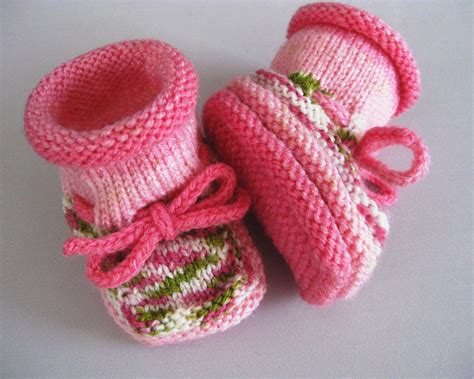 stay on booties knitting pattern baby booties archives free baby knitting