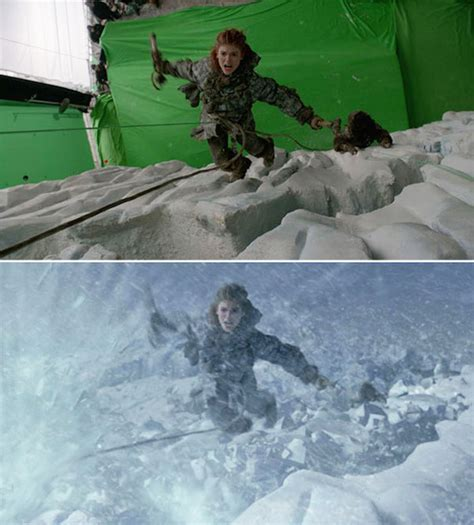famous  scenes    special effects