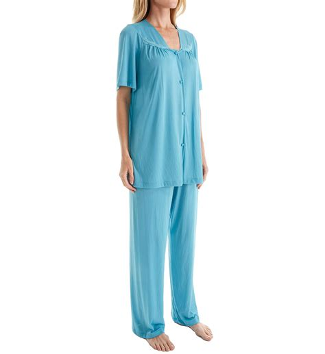 Vanity Fair Pajamas by Vanity Fair 90107 Coloratura Vintage Pajama Set Ebay