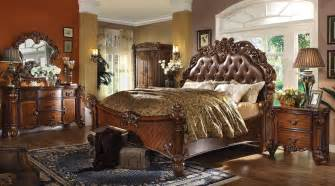 vendome traditional master bedroom collection