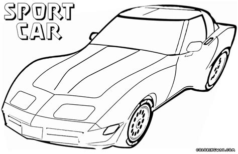 Sport Cars Coloring Pages by 2d Sports Cars Coloring Pages Coloring Pages