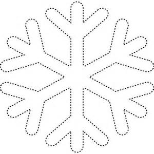 snowflakes template snowflakes coloring and templates free on