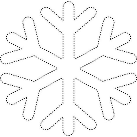 frozen snowflake patterns to trace www imgkid com the