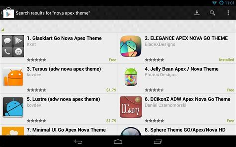 themes for android free download tablet how to customize the android app icons on your nexus 7