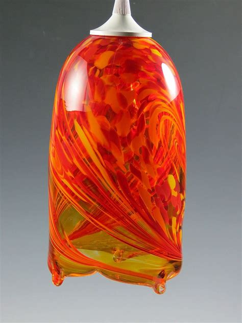 design art glass pendant lighting ideas great design art glass pendant
