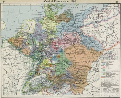 central europe map revolution maps