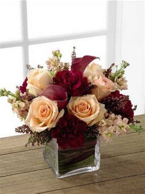 burgundy wedding table centerpieces 25 best ideas about wedding centerpieces on