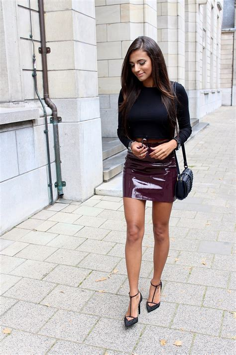 leather skirt archives understand fashion