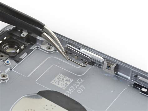 iphone  power button cover replacement ifixit repair guide