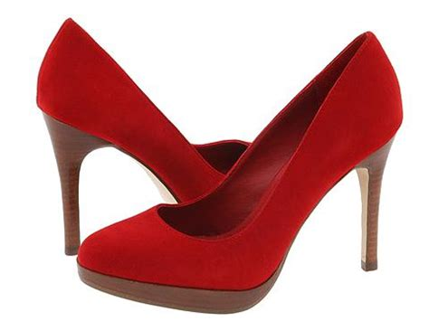 High Hels Suede Merah every needs shoes illuminessence magazine