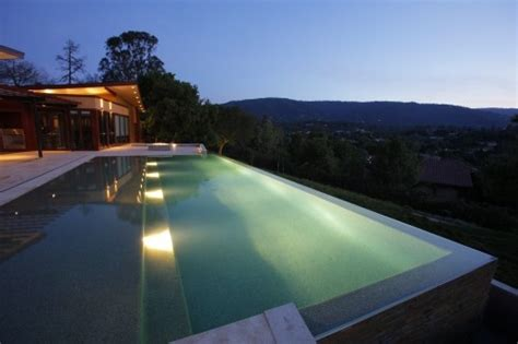 edgeless pool 17 best images about edgeless pools on water
