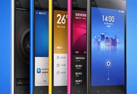 Handphone Xiaomi Mi3 xiaomi mi3 tersedia dipasaran 15 oktober harga mulai rp 3 6 jutaan katalog handphone